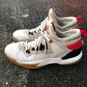 Adidas Dame 2 Portland Shoe